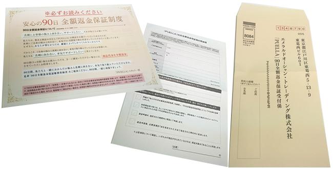サプリの添付書類